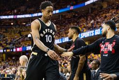 DeMar DeRozan Offers $100 To Anyone Who Knows How To Stop LeBron