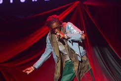 """Young Thug Pairs """"Lifestyle"""" With A Magical Fireworks Display At Rolling Loud"""