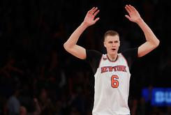 """Kristaps Porzingis Says He Was Hacked After Tweeting """"LA Clippers"""""""