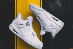 """The """"Pure Money"""" Air Jordan 4 Will Make Its Return This Weekend"""