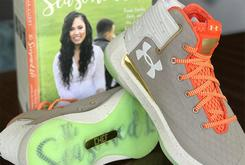 """Steph Curry Giving Away Special """"Mother's Day"""" Shoes Inspired By Wife's Cookbook"""