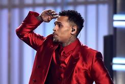 "Chris Brown Brings Out Kendrick Lamar On  ""Party Tour"""