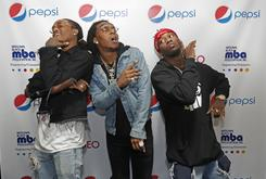 Migos Criticized By Sahbabii For Upside Down Cross Comment