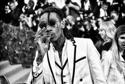 "Wiz Khalifa Says He Likes Being ""An Example Of Self Expression"""