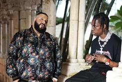 """DJ Khaled Says Travis Scott Is Featured On Four Records Off """"Grateful"""""""