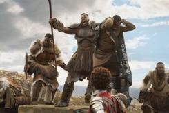 "Marvel Releases The First ""Black Panther"" Trailer"