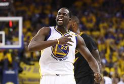 Draymond Green Calls Out LeBron At Championship Parade