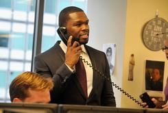 "50 Cent Shares B.M.F. Pilot Update, Says Casting ""Coming Soon"""