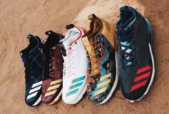 "Adidas Baseball Unveils 2017 Icon ""Legends Pack"""