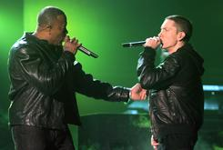 Dr. Dre Reportedly Working On A Track For New Eminem Album