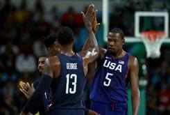 """Kevin Durant Told Paul George OKC """"Will Blow You Away"""" After Trade"""