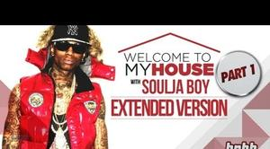 "Soulja Boy ""Welcome to my House: Soulja Boy [Part One]"" Video"