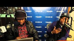 "Talib Kweli ""Sway In The Morning Freestyle"" Video"