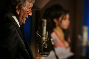 "Tony Bennet & Amy Winehouse ""Body & Soul"" Video"