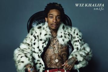 "Cover Art Revealed For Wiz Khalifa's ""O.N.I.F.C."""