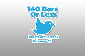 140 Bars Or Less: Tweets Of The Week Feb. 16