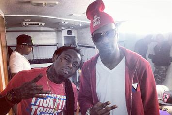 "Juicy J Reveals He Produced Three Songs On Lil Wayne's ""I Am Not A Human Being II"""