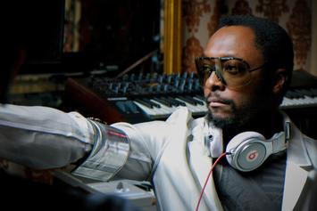"Will.i.am Lists Features On ""#willpower"" Album"