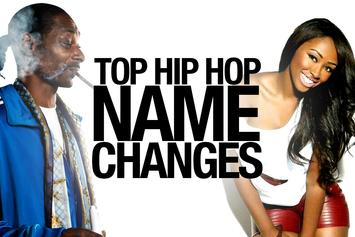 Top Hip Hop Name Changes : The Good, The Bad & The Guwop