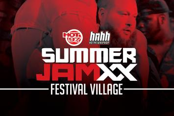 HotNewHipHop Presents Summer Jam's Festival Village: Meet The Artists, Win Tickets