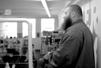 "Action Bronson ""Discusses Love Of New Balance Shoes"" Video"