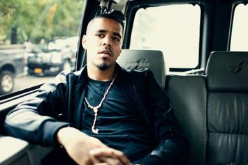 "J. Cole Explains His Decision To Push Up ""Born Sinner"""