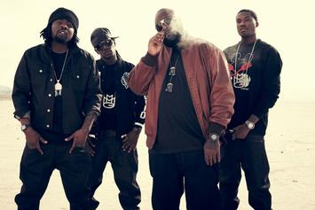 "Rick Ross Discusses How Collabos Came Together For ""Self Made Vol. 3"""