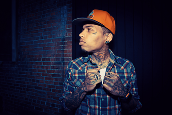 "Kid Ink Announces European ""Roll Up"" Tour Dates"