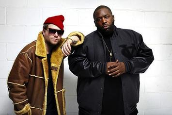 """Cover Art & Tracklist Revealed For Killer Mike & El-P's """"Run The Jewels"""""""