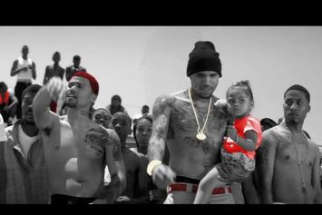 "Chris Brown Feat. Aaliyah ""Don't Think They Know"" Video"