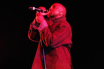 """Kanye West Announces """"Red October"""" Air Yeezy 2 Sneaker Giveaway"""