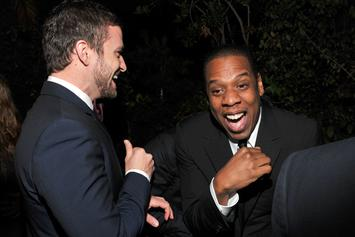 "Jay-Z Previews ""Holy Grail"" Lyrics Featuring Justin Timberlake [Update: Jay Previews ""FuckWithMeYouKnowIGotIt"" Lyrics]"