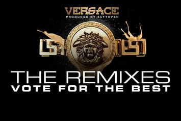 """""""Versace"""" Remixes: Vote For Your Favorite"""