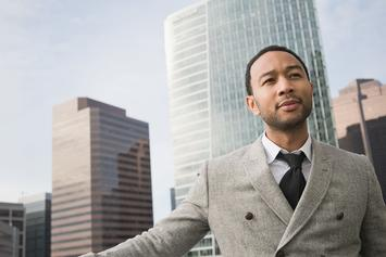 "Tracklist, Cover Art & Release Date Revealed For John Legend's ""Love In The Future"""