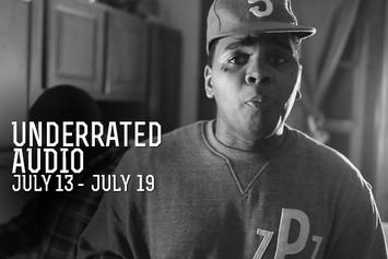 Underrated Audio: July 13-19