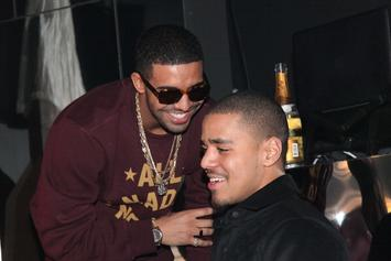 """There's A Petition Out Against Drake & J. Cole For The """"Retard"""" Lyric Used In """"Jodeci"""" Freestyle"""
