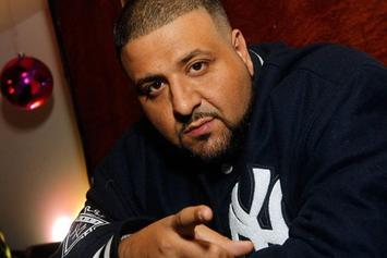 """DJ Khaled's """"No New Friends"""" Officially Goes Gold"""