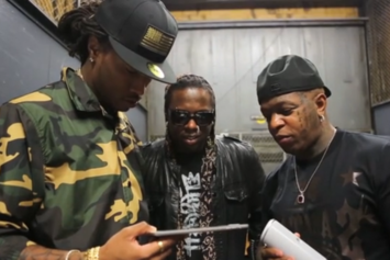 "Birdman """"Rich Gang"" Release Day In NYC"" Video"