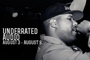 Underrated Audio:  August 3- August 9