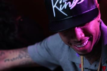 "Exclusive BTS Photos: Video Shoot For Sabi & Tyga's ""Cali Love"""