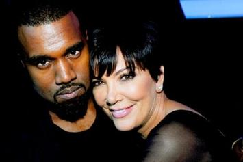 Kanye West Tapes Interview For Kris Jenner's Talk Show [Update: Kanye Reveals Photo Of North West On Show]