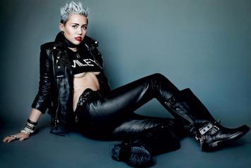 "Miley Cyrus Reveals Standard & Deluxe ""Bangerz"" Album Covers [Update: 4 New Covers Revealed]"