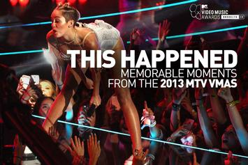 This Happened: Memorable Moments From The 2013 MTV VMAs