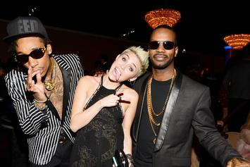 Juicy J Says His Twerking Scholarship Helps The Community, Defends Miley Cyrus