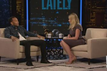 "John Legend ""Interview With Chelsea Lately"" Video"
