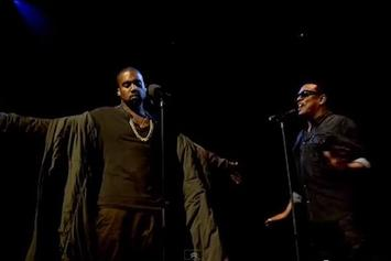 "Kanye West Feat. Charlie Wilson ""Perform ""Bound 2"" (Live On Jools Holland)"" Video"