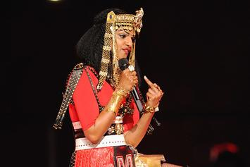 M.I.A. Is Being Sued For $1.5 Million Over Giving Middle Finger At The Super Bowl [Update: M.I.A. Reacts To NFL Lawsuit]