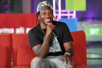 "Pusha T Talks On Saying He Has Album Of The Year, Kelly Rowland Rumors & ""S.N.I.T.C.H"""