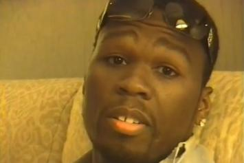 "50 Cent's Audition Tape For ""American Gangster"""