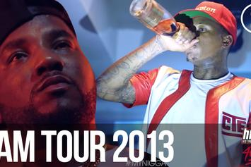 """""""I Am Tour"""" Behind The Scenes With Jeezy, Diddy and 2 Chainz (Episode 2)"""